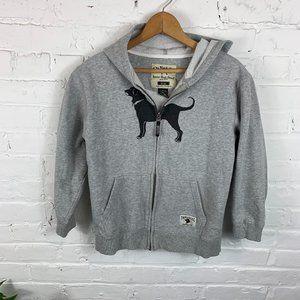 Black Dog Classic Heavyweight Full-Zip Sweatshirt